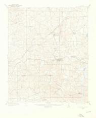 Columbiana, Alabama 1909 (1968) USGS Old Topo Map Reprint 15x15 AL Quad 464339