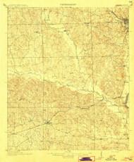 Seale, Alabama 1914 (1914) USGS Old Topo Map Reprint 15x15 AL Quad 305687