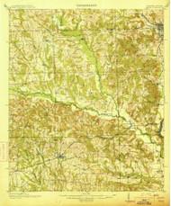 Seale, Alabama 1914 (1914) USGS Old Topo Map Reprint 15x15 AL Quad 305686
