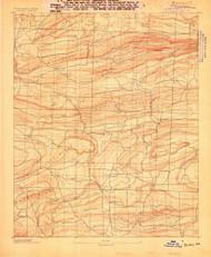Barber, Arkansas 1906 (1906) USGS Old Topo Map Reprint 15x15 AR Quad 259985