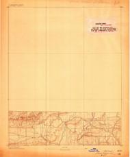 Batson, Arkansas 1906 (1906) USGS Old Topo Map Reprint 15x15 AR Quad 259990