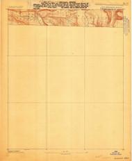 Magazine Mountain #4, Arkansas 1887 (1887) USGS Old Topo Map Reprint 15x15 AR Quad 260160