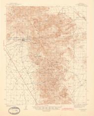 Chloride, Arizona 1944 (1944) USGS Old Topo Map Reprint 15x15 AZ Quad 464645