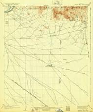 Desert Well, Arizona 1906 (1928) USGS Old Topo Map Reprint 15x15 AZ Quad 314532