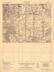 Lochiel, Arizona 1932 (1932) USGS Old Topo Map Reprint 15x15 AZ Quad 464767