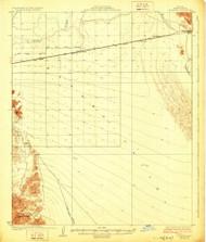 Mohawk, Arizona 1928 (1928) USGS Old Topo Map Reprint 15x15 AZ Quad 314811