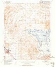 Henderson, Nevada 1952 (1956) USGS Old Topo Map Reprint 15x15 AZ Quad 320974