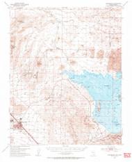 Henderson, Nevada 1952 (1956) USGS Old Topo Map Reprint 15x15 AZ Quad 320973