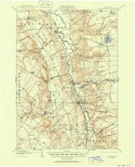 Port Leyden, NY 1905 (1905) USGS Old Topo Map 15x15 NY Quad