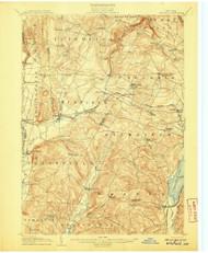 Winfield, NY 1907 (1907) USGS Old Topo Map 15x15 NY Quad