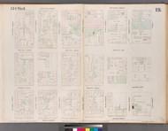 New York City, NY Fire Insurance 1852 Sheet 19 V2 - Old Map Reprint - New York
