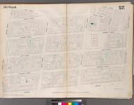 New York City, NY Fire Insurance 1853 Sheet 27 V3 - Old Map Reprint - New York