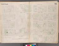 New York City, NY Fire Insurance 1853 Sheet 28 V3 - Old Map Reprint - New York