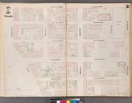 New York City, NY Fire Insurance 1853 Sheet 52 V4 - Old Map Reprint - New York