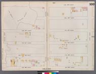 New York City, NY Fire Insurance 1862 Sheet 103 V7 - Old Map Reprint - New York