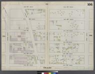 New York City, NY Fire Insurance 1862 Sheet 105 V7 - Old Map Reprint - New York