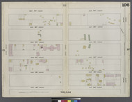 New York City, NY Fire Insurance 1862 Sheet 106 V7 - Old Map Reprint - New York