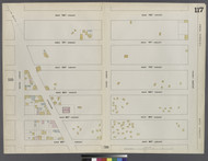 New York City, NY Fire Insurance 1862 Sheet 117 V7 - Old Map Reprint - New York