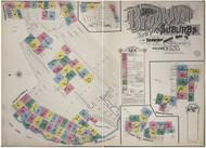 Brooklyn, NY Fire Insurance 1893 Volume A Index VA - Old Map Reprint - New York