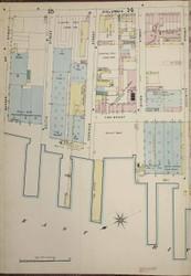 Brooklyn, NY Fire Insurance 1886 Sheet 2-L V1 - Old Map Reprint - New York