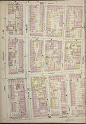 Brooklyn, NY Fire Insurance 1886 Sheet 16-L V1 - Old Map Reprint - New York