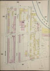 Brooklyn, NY Fire Insurance 1886 Sheet 21-L V1 - Old Map Reprint - New York