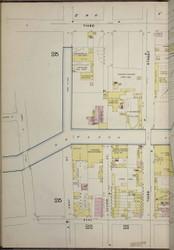 Brooklyn, NY Fire Insurance 1886 Sheet 26-L V1 - Old Map Reprint - New York