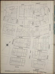 Manhattan, NY Fire Insurance 1894 Sheet 5S V1 - Old Map Reprint - New York