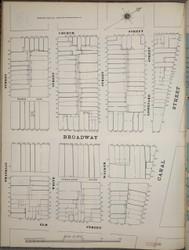 Manhattan, NY Fire Insurance 1894 Sheet 15 S V1 - Old Map Reprint - New York