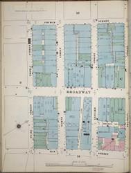 Manhattan, NY Fire Insurance 1894 Sheet 15S-1 V1 - Old Map Reprint - New York