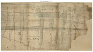 Early Map of Georgetown - 1799 - Washington DC - Old Map Reprint DC Specials