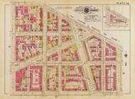 Plate 32, Morse Public School - Washington DC 1919 Atlas Old Map Reprint - Baist Vol.1