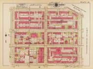 Plate 39, Dunbar High School - Washington DC 1919 Atlas Old Map Reprint - Baist Vol.1