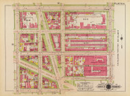 Plate 41, Goverment Printing Office - Washington DC 1919 Atlas Old Map Reprint - Baist Vol.1
