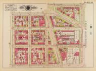 Plate 42, The Pierpont - Washington DC 1919 Atlas Old Map Reprint - Baist Vol.1