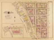 Plate 4, Alexandria Ferry - Washington DC 1921 Atlas Old Map Reprint - Baist Vol.2