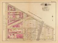 Plate 11, Ice Plant - Washington DC 1921 Atlas Old Map Reprint - Baist Vol.2