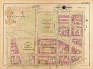 Plate 15, Congressional Library - Washington DC 1921 Atlas Old Map Reprint - Baist Vol.2