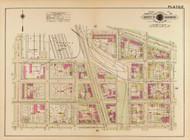 Plate 17, Standard Oil Co. - Washington DC 1921 Atlas Old Map Reprint - Baist Vol.2