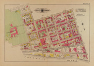 Plate 2, Georgetown College - Washington DC 1919 Atlas Old Map Reprint - Baist Vol.3