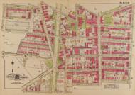 Plate 10, Arcade Market House - Washington DC 1919 Atlas Old Map Reprint - Baist Vol.3