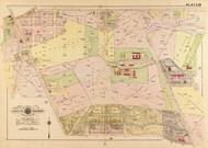 Plate 28, Bureau of Standards - Washington DC 1919 Atlas Old Map Reprint - Baist Vol.3