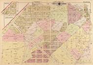 Plate 31, Grassland & Dumblane Tract - Washington DC 1919 Atlas Old Map Reprint - Baist Vol.3