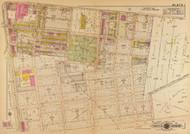 Plate 1, Rosedale - Washington DC 1921 Atlas Old Map Reprint - Baist Vol.4