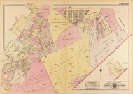 Plate 24, Natl. Guard Rifle Range - Washington DC 1921 Atlas Old Map Reprint - Baist Vol.4