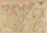Plate 26, Bellevue Highlands - Washington DC 1921 Atlas Old Map Reprint - Baist Vol.4