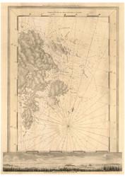 Canso Harbor, 1775 - USA Regional DB v.1 30