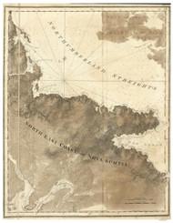Upper Northumberland Straits, 1779 - USA Regional DB v.2 13