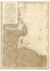 Port Shediack, 1781 - USA Regional DB v.2 14