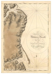 Rishibucto & Buctush (Bouctouche), 1781 - USA Regional DB v.2 15